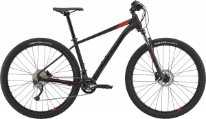 Cannondale Trail 6 BLK X-Large