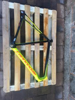 Cannondale SuperSix Rahmen