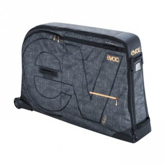 Evoc Bike Travel Bag Macaskill 280l Heather