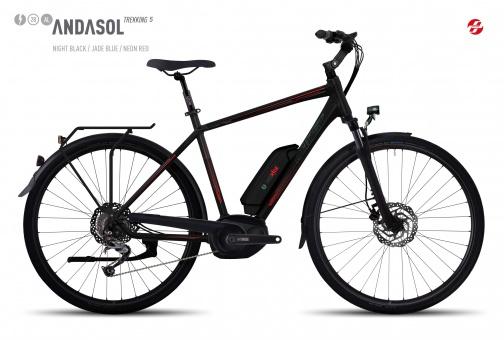 Ghost Hybride Andasol Trekking 5400Wh