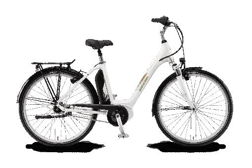 Winora Sima N7 400 - 2020 | Weiß