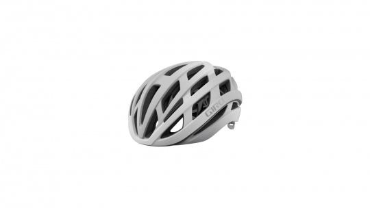 Giro Fahrradhelm Helios Spherical | matte white/silver fade