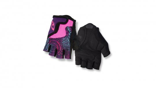 Giro Bravo Junior - Handschuhe Kinder | blossom-Y-21