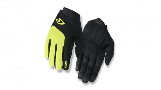 Giro Bravo Gel LF Handschuhe   highlight-yellow-M-21