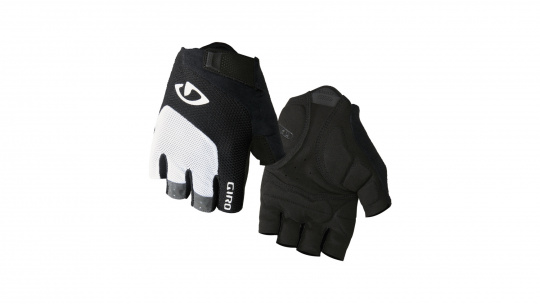Giro Bravo Gel Handschuhe | white-black-M-21