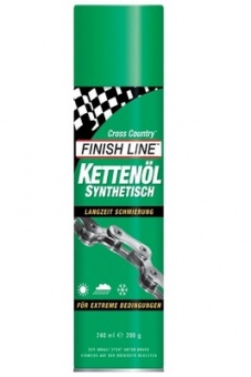 Finish Line Cross Country Kettenöl 240 ml