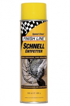 Finish Line Speed Clean Schnellentfetter 500 ml Sprühflasche