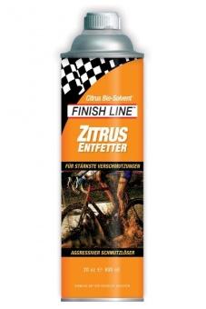 Finish Line Zitrus Entfetter Sprühflasche 600 ml