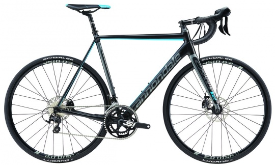 Cannondale CAAD12 105 DISC Komplettrad
