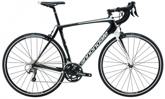 Cannondale SYNAPSE CARBON TIAGRA Komplettrad
