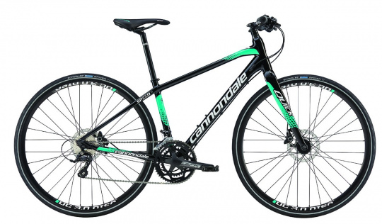 Cannondale QUICK SPEED DISC WOMEN 2 Komplettrad