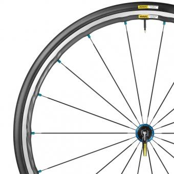 Mavic Ksyrium Elite Laufradsatz blau