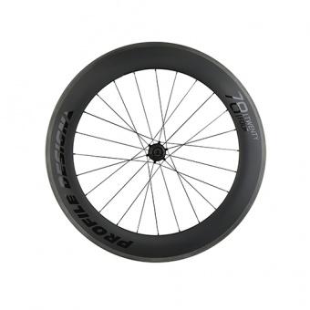 Profile Design 78/58 TWENTYFOUR Clincher Laufradsatz