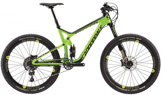 Cannondale TRIGGER CARBON 1 Komplettrad