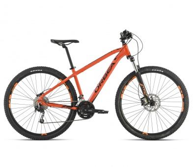 "Orbea MX25 29"" Orange Komplettrad Mod. 2016"