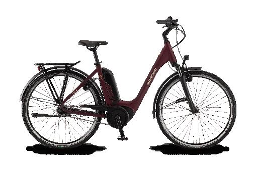 Winora Sinus Tria N7f eco - 2020 | Burgundyred matt