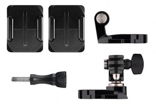 GoPro Front + Side Helm Mount