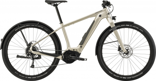 Cannondale Canvas Neo 2 - 2021   Champagne