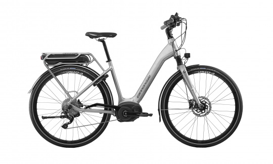 Cannondale E-Bike Mavaro Performance 3 City CBT