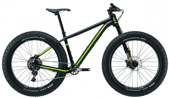 Cannondale Fat CAAD 1  BLK