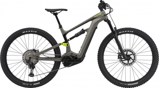 Cannondale Habit Neo 2 - 2021 | Stealth Grey