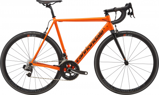 Cannondale M CAAD12 Red eTap ORG