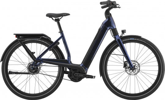 Cannondale Mavaro Neo 4 - 2021 | Midnight Blue
