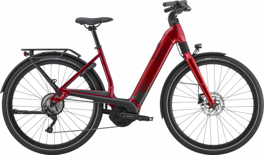 Cannondale Mavaro Neo 5 - 2021 | Candy Red
