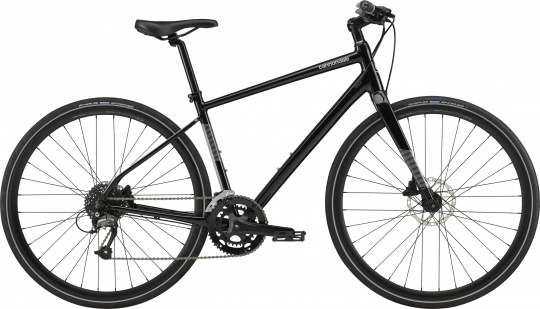 Cannondale Quick 3 - 2020   Black Pearl
