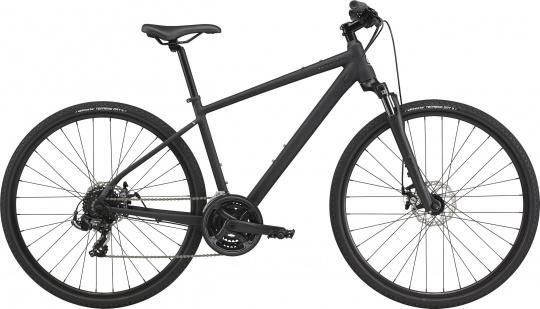 Cannondale Quick CX 4 - 2021   Black