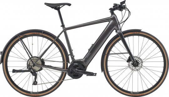 Cannondale Quick Neo EQ - 2020 | Graphite