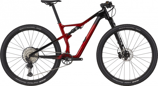 Cannondale Scalpel Carbon 3 - 2021 | Candy Red