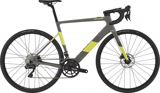 Cannondale SuperSix EVO Neo 2 - 2021 | Stealth Grey