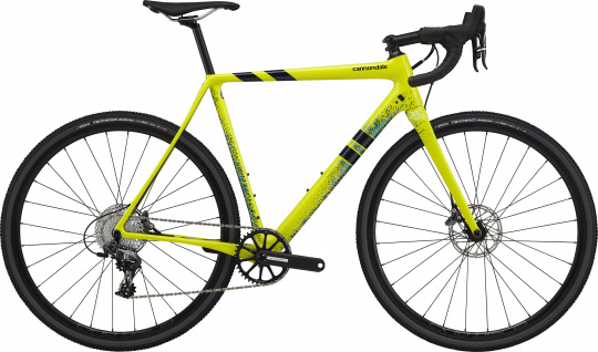 Cannondale SuperX Force 1 - 2020   Nuclear Yellow