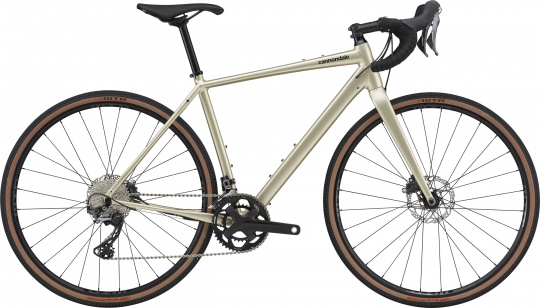 Cannondale Topstone 0 - 2021 | Champagne