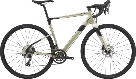 Cannondale Topstone Carbon 4 - 2021   Champagne