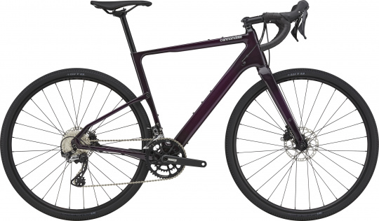 Cannondale Topstone Crb 5 - 2021   Purple