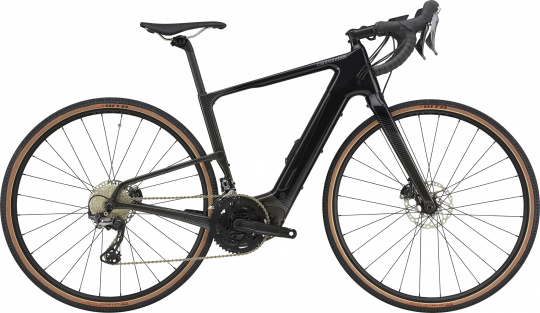Cannondale Topstone Neo Carbon 2 - 2021 | Black Pearl