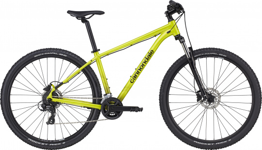 Cannondale Trail 8 - 2021   Highlighter