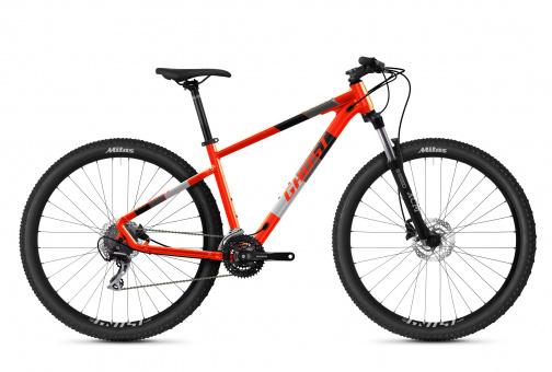 GHOST Kato Essential 29 AL U - 2021 | red/black/gray