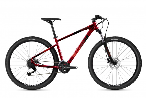 GHOST Kato Universal 27.5 AL U - 2021   red/black