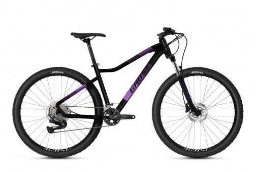 GHOST Lanao Advanced 27.5 AL W - 2021   black/purple