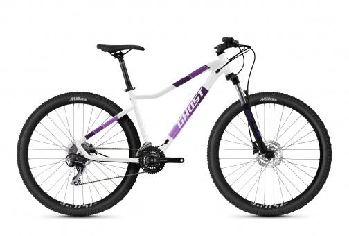 GHOST Lanao Essential 27.5 AL W - 2021   white/purple