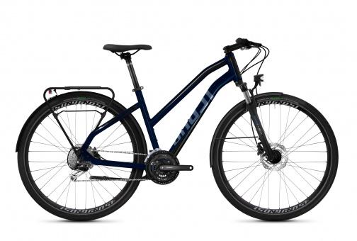 GHOST Square Trekking Essential AL W - 2021   blue/black/gray