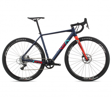 Orbea TERRA H31-D - 2019   Blau-Rot