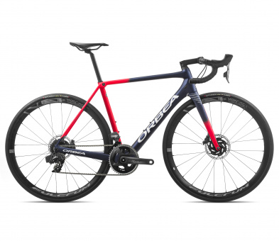 Orbea Orca M21eTeam-D - 2020 | Blue/Red