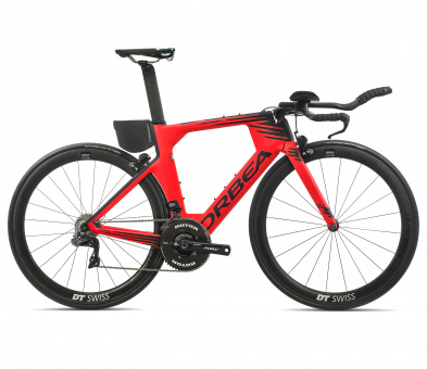 Orbea Ordu M10iTeam - 2020 | Red/Black