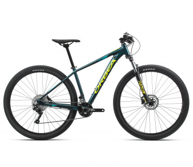 Orbea MX 30 - 2020 | Ocean/Yellow