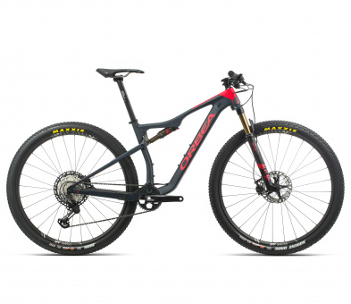 Orbea Oiz M10 - 2020 | Blue/Red