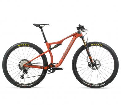 Orbea Oiz M10 - 2020 | Orange/Black